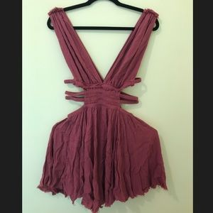 Free People Endless Summer Cut Out Dress